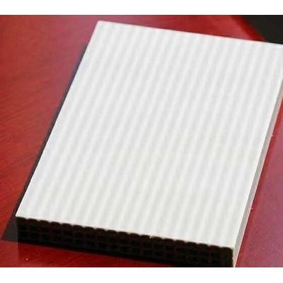 井字型PP中空建筑模板生产线