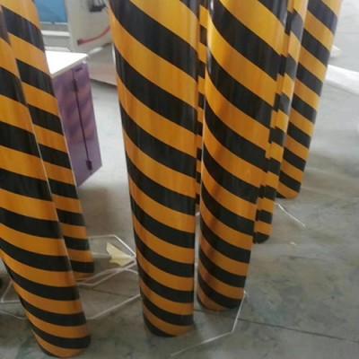 供应电线杆防撞反光贴  国网电杆反光警示贴