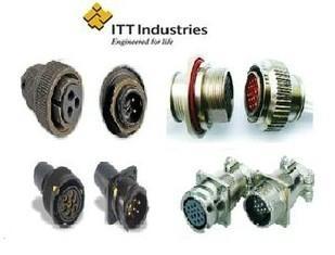圆形卡扣连接器 新能源连接器 ITT