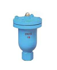QB1-10丝口单口排气阀,双口排气阀