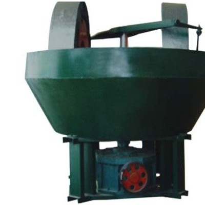 铂思特伴生金矿石的选矿设备,选金矿石轮碾式黄金机专用减速机