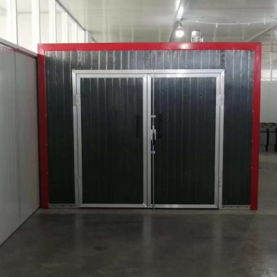 环保高温房烘房使用范围及配置报价