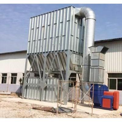 安全防爆脉冲布袋除尘设备2万-10万风量