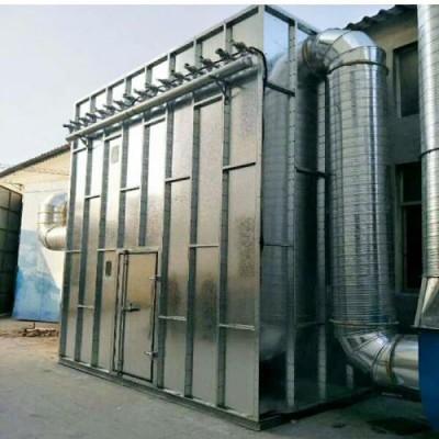 木工厂除尘设备全套流程设计报价
