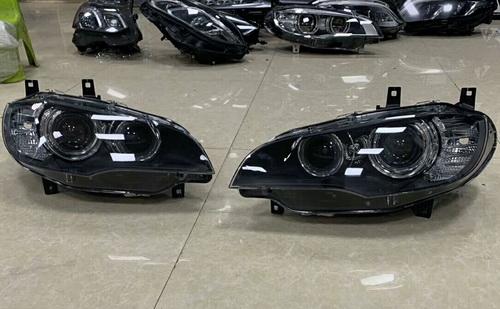 宝马E70大灯 倒车镜 三元催化 发电机 空调泵