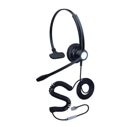 hoRme合镁301头戴式单耳客服头话务耳机