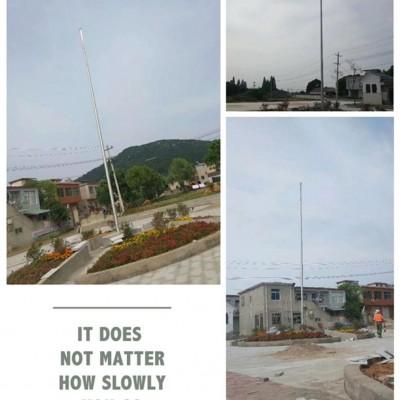 龙泉市旗杆定做汉白玉旗台电动旗杆维护