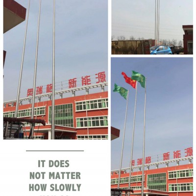 平湖市不锈钢旗杆配件厂家