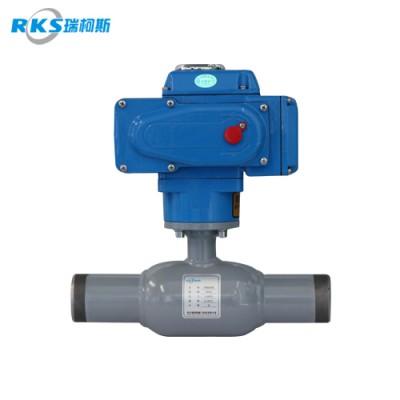 小口径电动全焊接球阀的使用与维护-瑞柯斯阀门