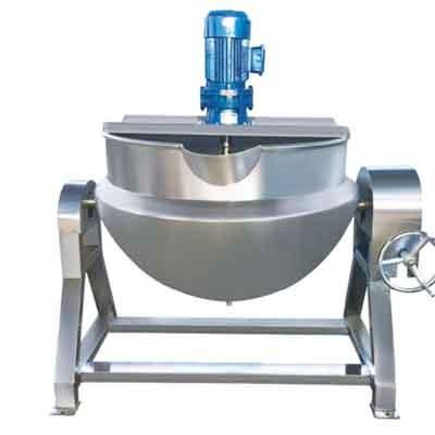 厂家生产直销不锈钢蒸汽夹层锅,燃气夹层锅,电加热蒸煮锅