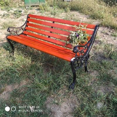 户外庭院椅 休闲靠背椅 木质虎头座椅 现货供应