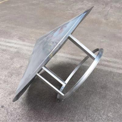 定制圆形风管Φ150mm 不锈钢螺旋风管价格实惠