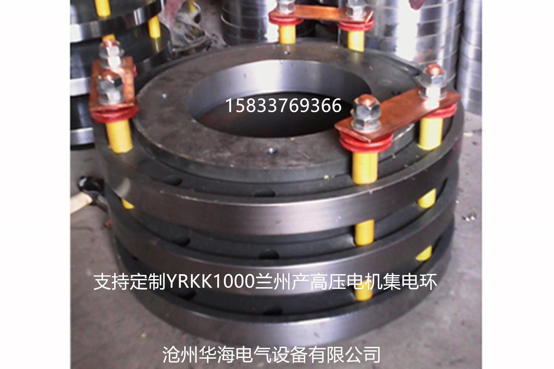 华海兰州产YRKK1000-8高压电机集电环生产厂家