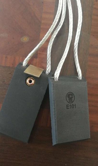 华海E101电机碳刷型号齐全支持定制