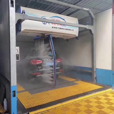 洗车机厂家 杭州科万德全自动洗车机价格