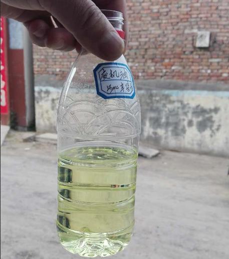 不用高温裂解酸碱洗废机油再生技术