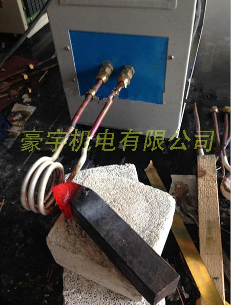 铣刀、铰刀、刨刀、车刀焊接用什么焊机