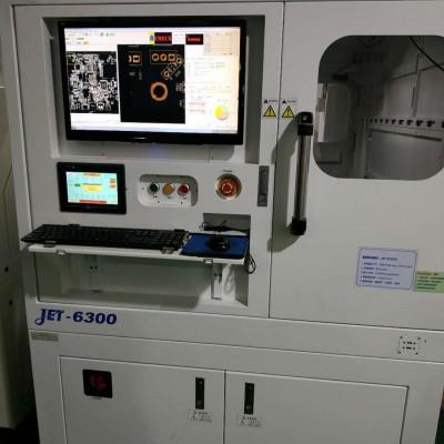 租赁二手台湾捷智3D SPI三维锡膏检测机JET-6300