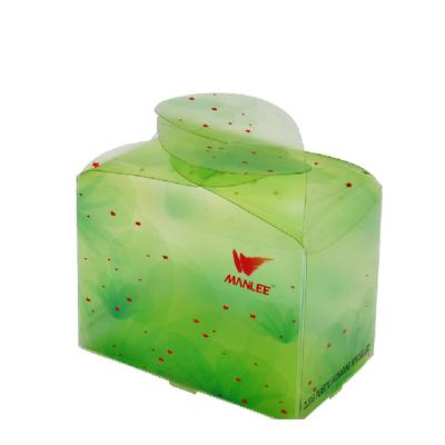 婴儿用品透明盒,折盒,免费打样,厂家直销  万利胶盒
