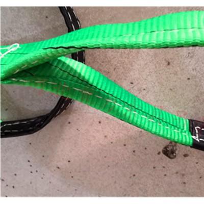 吊装带厂家生产一次性工业吊装带投入使用