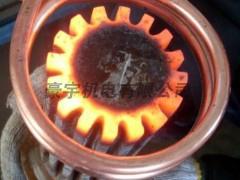 光轴加热淬火机齿轮感应加热淬火设备