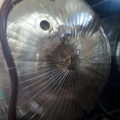 聚氨酯发泡罐体设备保温施工铝板管道保温安装