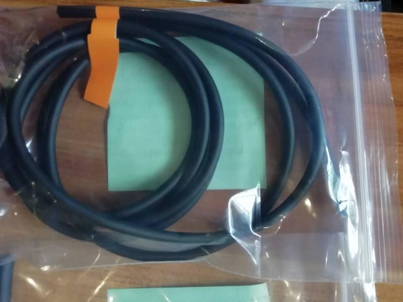 托盘线缆护套TPU NHFR1180A 阻燃挤出TPU