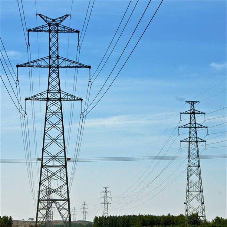 电力铁塔 钢结构电力塔 电力独管塔