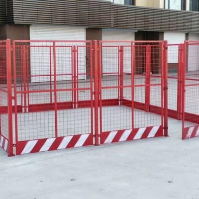 现货供应塔吊围栏网