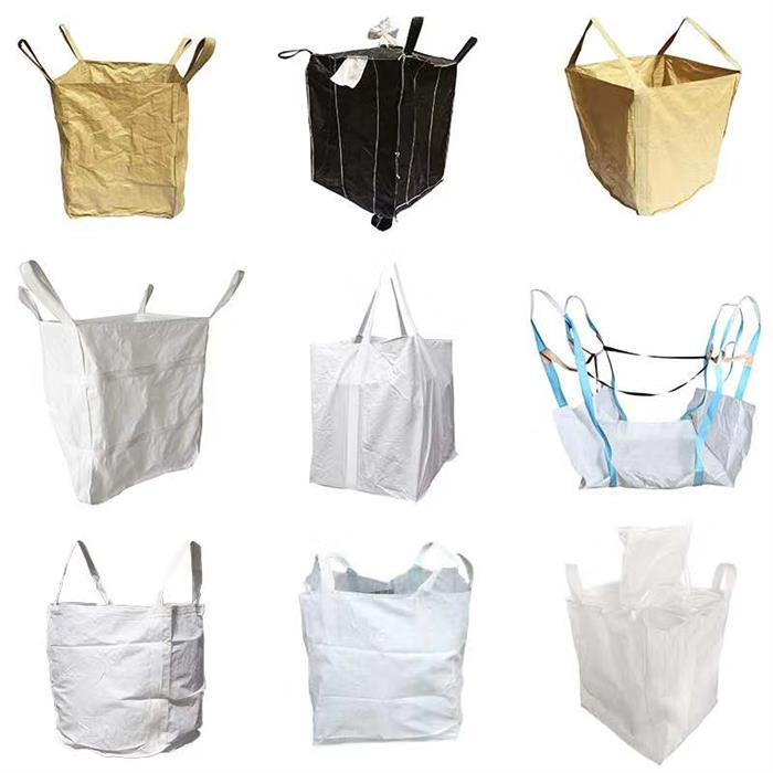 合肥全新吨包吨袋1吨2吨太空包加厚耐磨编织袋吊装包