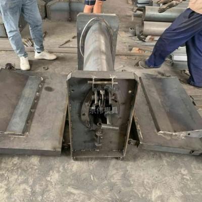 东菀市政水泥构件模具暗沟排水卵形槽钢模具京伟厂家