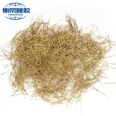 钢纤维-镀铜钢纤维A衡荣混凝土镀铜微丝钢纤维优点