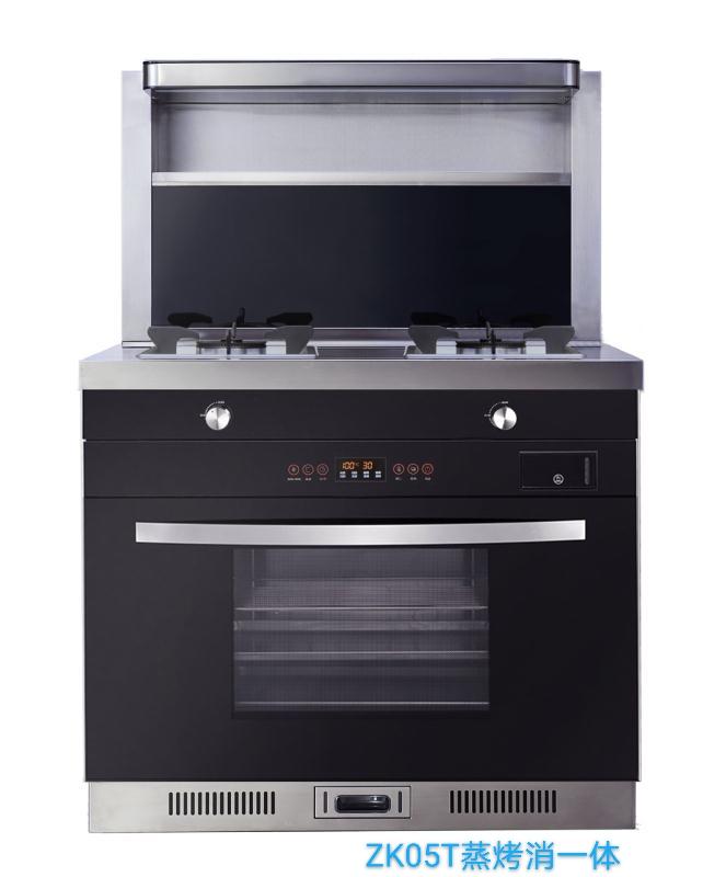 美炊ZK05蒸烤消一体集成灶烹饪省时省力省空间