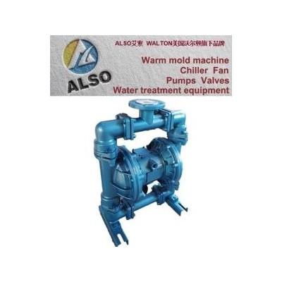 进口铸钢衬氟隔膜泵