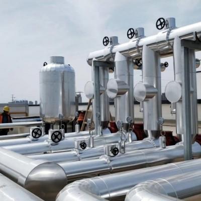 硅酸盐设备罐体保温工程队玻璃棉铝板管道保温