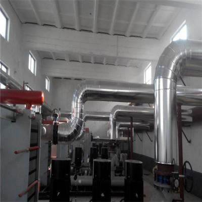蒸压釜保温工程施工队硅酸铝棉管道保温安装