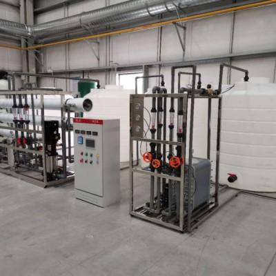 太仓车用尿素超纯水|超纯水设备|水处理设备