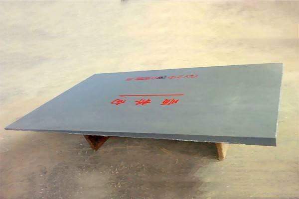 桥梁专用梁底钢板橡胶支座配套钢板支座上下调平钢板预埋钢板