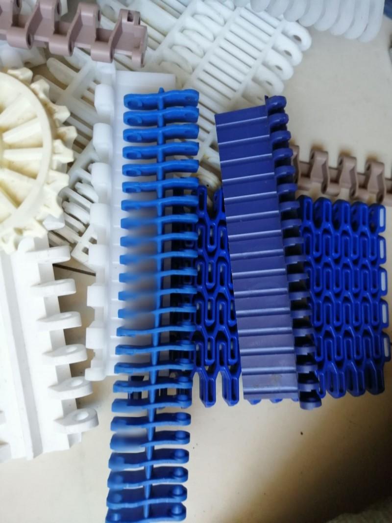 螺旋垂直爬破塑料网带输送带