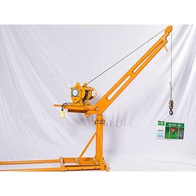 东弘室外吊运机多少钱一台-600公斤室外小吊机批发价格