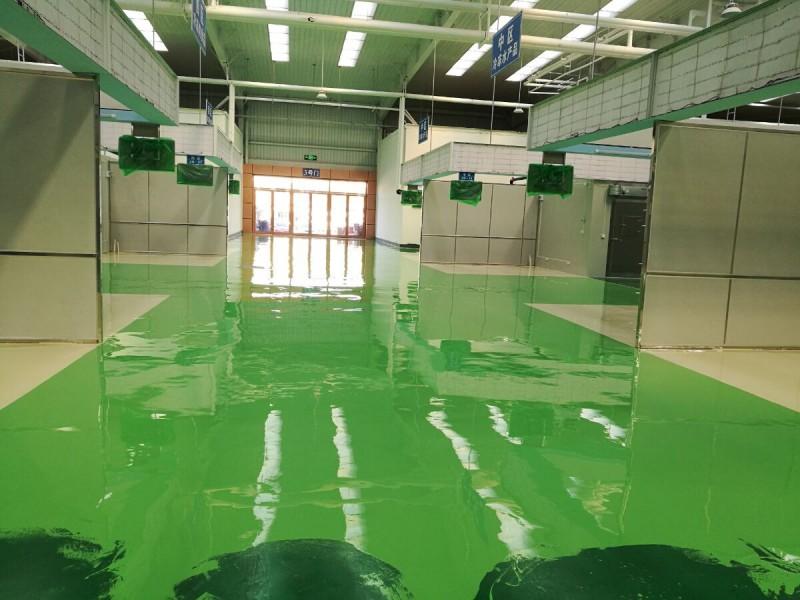 环氧砂浆薄涂环氧砂浆自流平环氧地坪施工