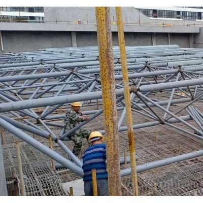 河南商丘网架工程公司-商丘网架加工厂-商丘螺栓球网架公司