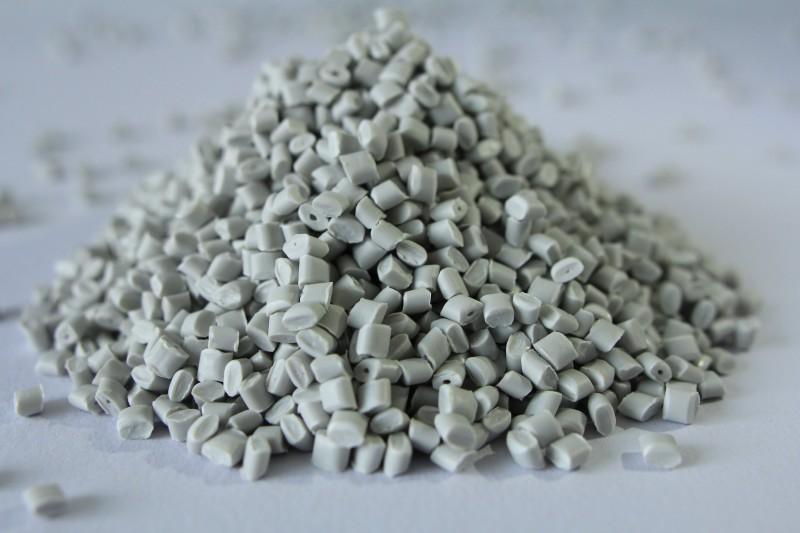 定制碳酸钙改性pp塑料颗粒 矿物填充聚丙烯