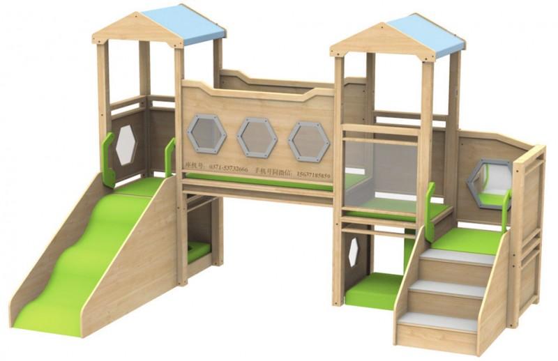 幼儿园儿童室内攀爬架