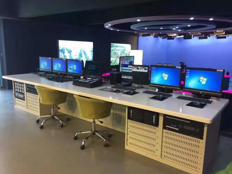天创华视 校园电视台搭建 虚拟演播室直播间建设方案