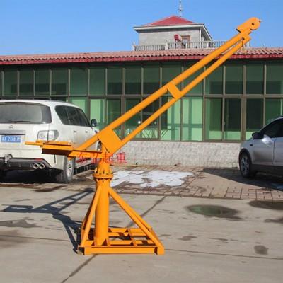 室外吊运机生产厂家-500公斤1000公斤室外小型吊运机