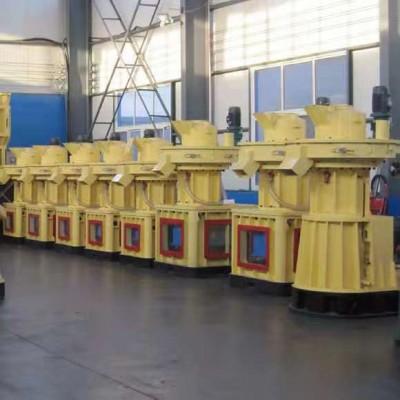 促进生物质能源发展的压块机