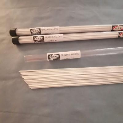 哈里斯HARRIS TT白色药皮焊条铜和铁焊接专用