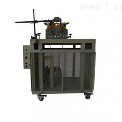 台式电梯限速器校验系统