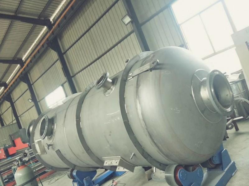 宝鸡邦瑞达钛业钛罐,钛储罐制造商质量可靠